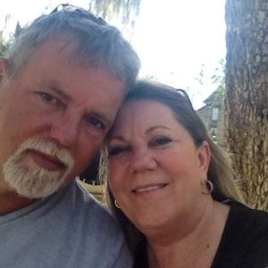 picture of Pat & Donna Fore  owners of PF Auto Glass, Tampa's respected windshield replacement company