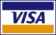 pf auto glass accepts the visa crefit card